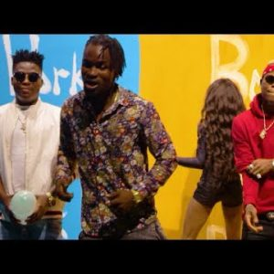 [Video] Young D ft. Reekado Banks & Harmonize – Body Work