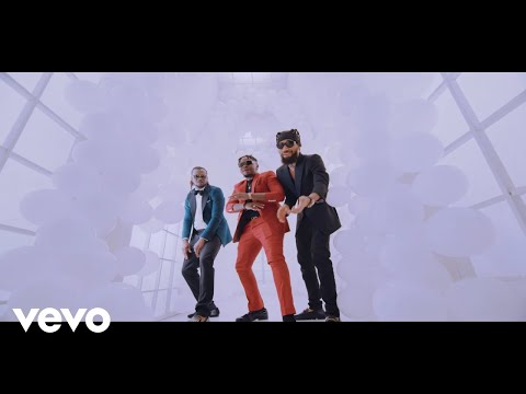 [Video] Rudeboy ft. Olamide & Phyno – Double Double
