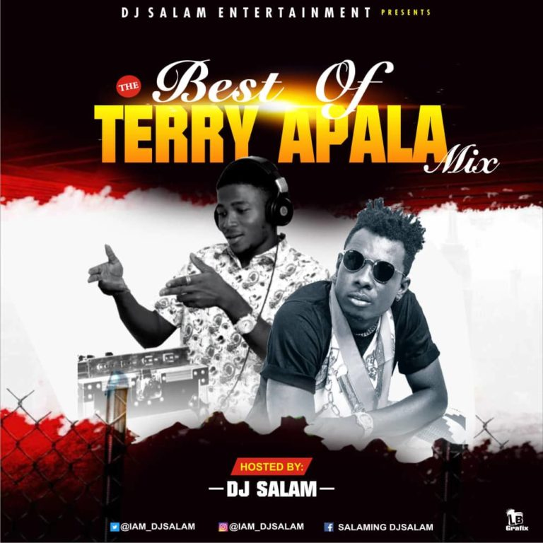 DJ Salam – Best Of Terry Apala Mix
