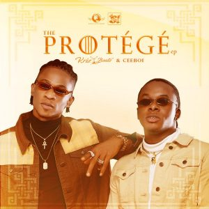 The Protege EP Artwork