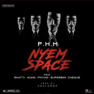 PentHauze Music ft. Phyno, Rhatti, Nuno & Superboy Cheque – Nyem Space