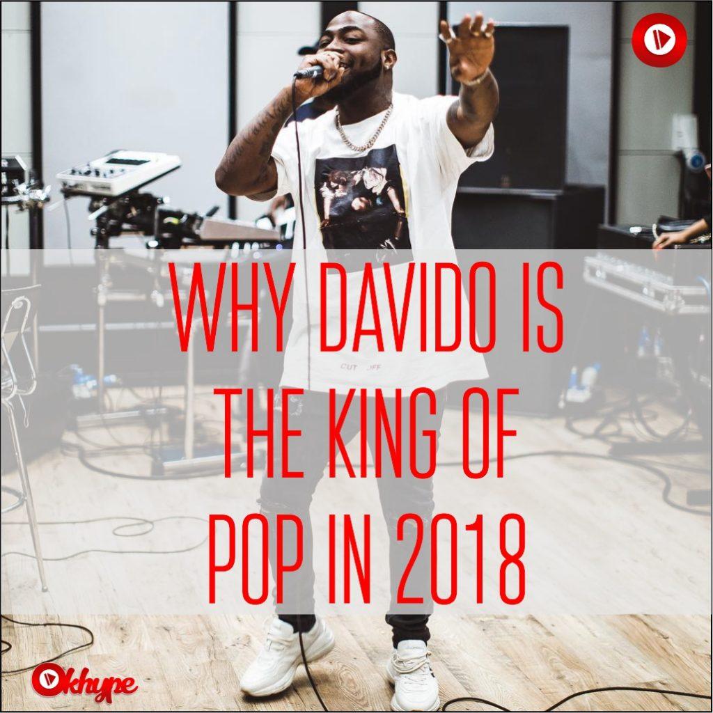 Davido Pop King