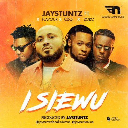 JayStuntz ft. Flavour, Zoro & CDQ – Isi Ewu