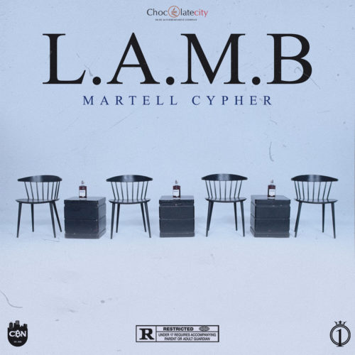 "L.A.M.B ""MARTELL CYPHER 2019"""