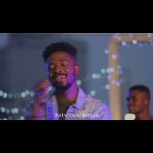 [Video] Johnny Drille – Forever (Live)
