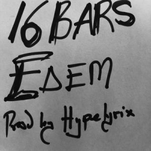 Edem – 16 Bars (Prod. by Hypelyrix)