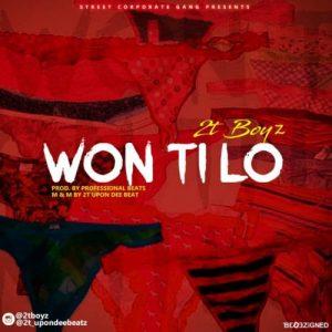 2TBoyz – Won Ti Lo
