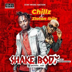 Chillz ft. Zlatan - Shake Body