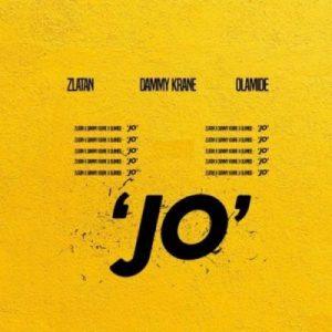 Dammy Krane ft. Zlatan & Olamide – Jo