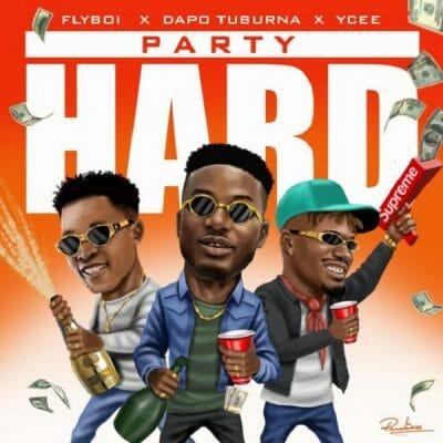 Flyboi ft. Ycee & Dapo Tuburna – Party Hard