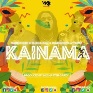 Harmonize ft. Burna Boy & Diamond Platnumz – Kainama