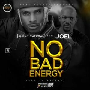 Sheun Natural ft. Joe El - No Bad Energy