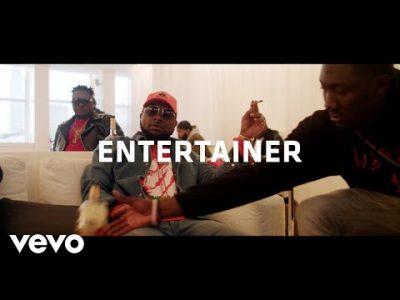 [Video] CDQ ft. Davido – Entertainer