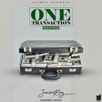 Junior Boy – One Transaction