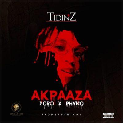 Tidinz ft. Phyno & Zoro – Akpa Aza