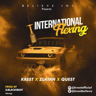 Krest, Zlatan & Quest – International Flexing