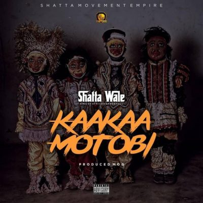 Shatta Wale – Kaakaa Motobi (Prod. by MOGBeatz)