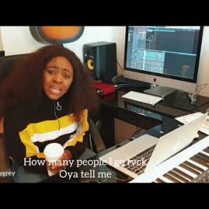Toby Grey ft. Kizz Daniel - Fvck You (Cover)