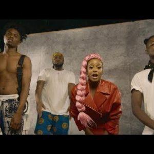 [Video] DJ Cuppy ft. Kwesi Arthur, Shaydee & Ceeza Milli – Abena