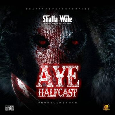 Shatta Wale – Aye Halfcast (Prod. by Paq)