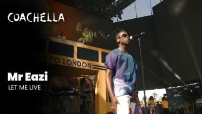 Mr Eazi – Let Me Live (Coachella)