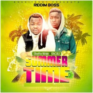 Shatta Wale ft. Gh Cali – Summer Time
