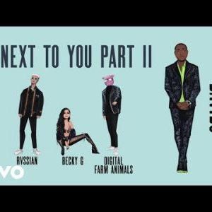 Becky G & Digital Farm Animals ft. Rvssian & Davido – Next To You Part II