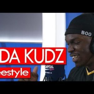 Kida Kudz Freestyles on Tim Westwood TV