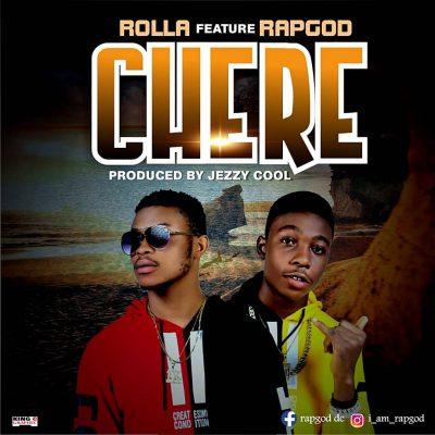 Rolla ft. RapGod - CHERE