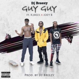 DJ Breezy ft. Mugeez & Joey B – Guy Guy