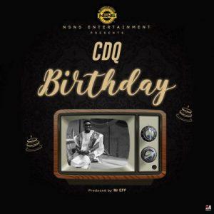 CDQ – Hallelujah (Prod. Mr EFF)