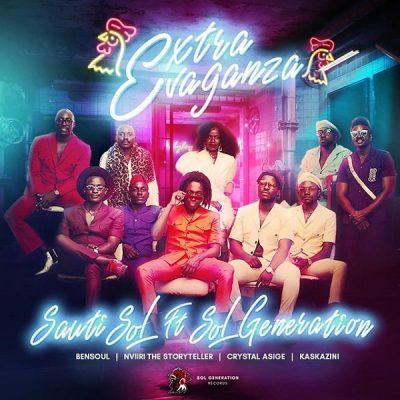 Sauti Sol ft. Bensoul, Nviiri the Storyteller, Crystal Asige & Kaskazini – Extravaganza