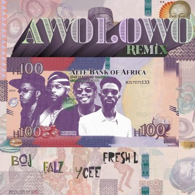 BOJ ft. Falz, Ycee & Fresh L – Awolowo (Remix)