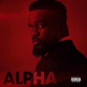 Sarkodie - Alpha Artwork