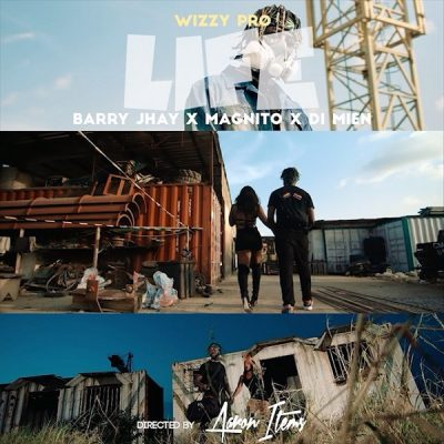 [Video] WizzyPro ft. Barry Jhay, Magnito & Di Mien – Life