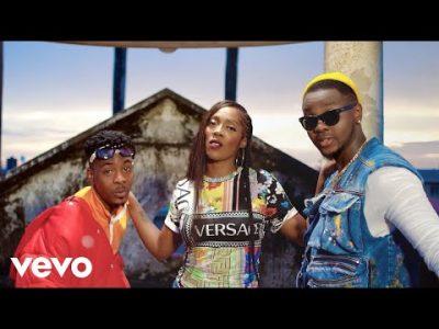 [Video] Young Jonn ft. Kizz Daniel & Tiwa Savage – Ello Baby