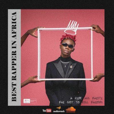 Blaqbonez – Best Rapper in Africa