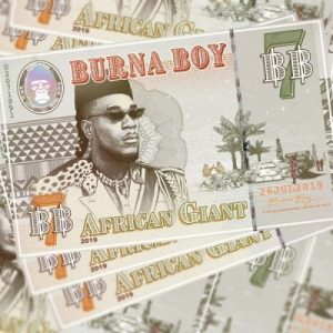 Burna Boy - Pull Up