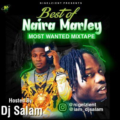 [Mixtape] DJ Salam – Best Of Naira Marley Mix
