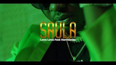 Lava Lava ft. Harmonize – Saula