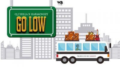 Q Chilla ft. Harmonize – Go Low
