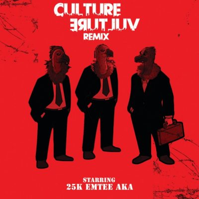 25k ft. AKA & Emtee – Culture Vulture (Remix)