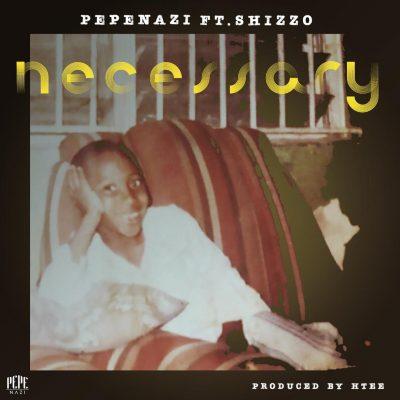 Pepenazi ft. Shizzo - Necessary