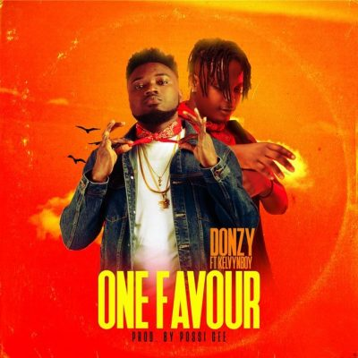 Donzy ft. KelvynBoy – One Favour