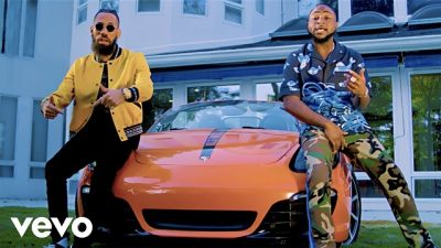 [Video] Phyno ft. Davido – Ride For You