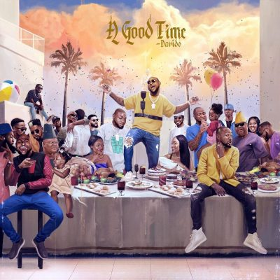 Davido - A Good Time Album