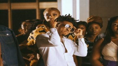 [Video] Mayorkun – Up To Something