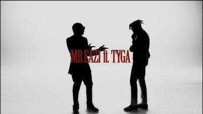 [Video] Mr Eazi ft. Tyga – Tony Montana