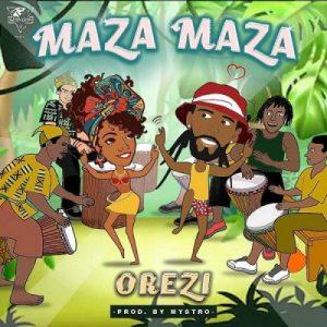 Orezi – Maza Maza (prod. Mystro)