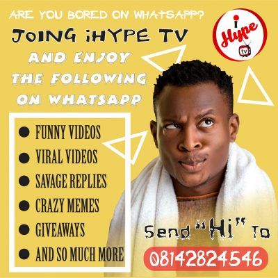 Never Get Bored Ihype Tv Is Now Streaming Your Whatsapp